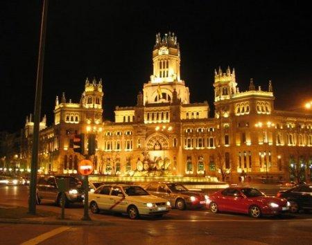 Город Мадрид (Madrid) + фото