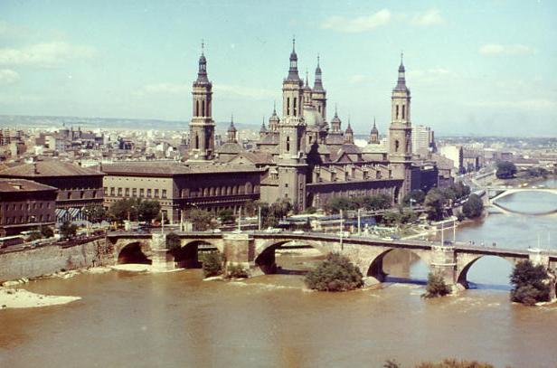 город Сарагоса (Saragosa) описание