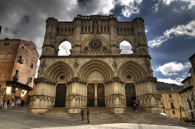Кафедральный собор в Куэнке